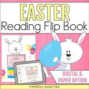 Easter Activities Flip Book