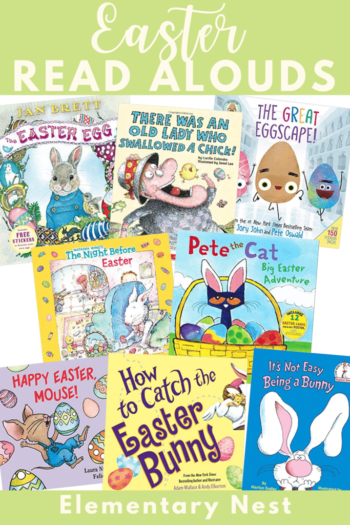 Best Easter read aloud book collection