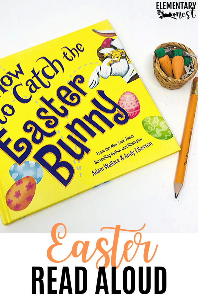 How to Catch the Easter Bunny book and activities