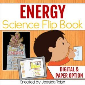 Energy and Forms of Energy Flip Book