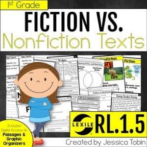 RL.1.5 Fiction Vs. Nonfiction