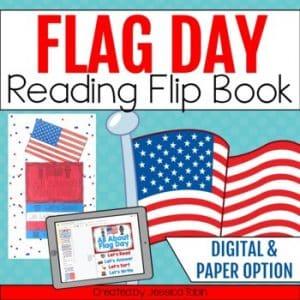 Flag Day Flip Book