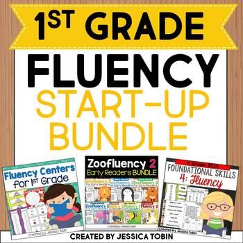 Fluency Bundle for 1st Grade