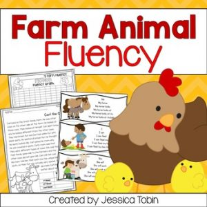 Farm Animals Fluency Unit