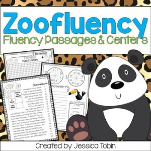 Fluency Passages- Zoofluency