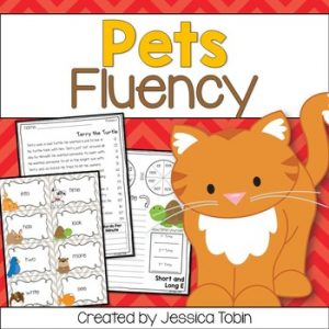 Pet Fluency Unit