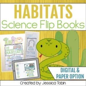 Habitats Flip Books