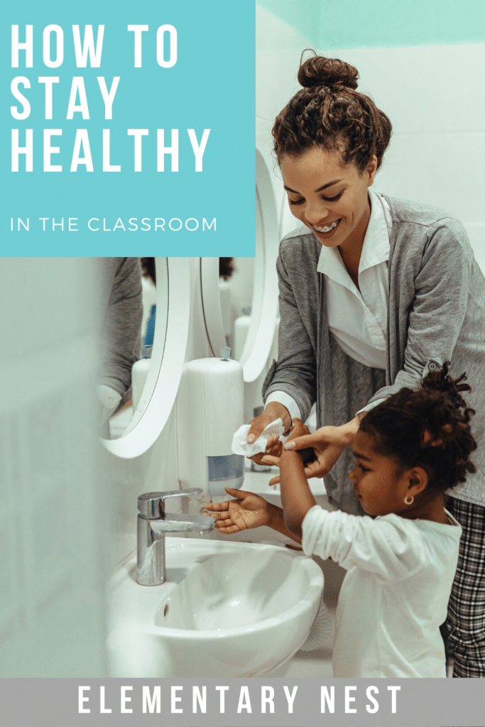 How to stay healthy in the classroom