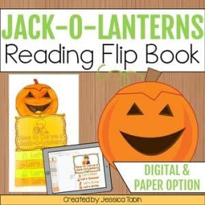 Jack-o-Lanterns Flip Book
