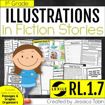 RL.1.7 Illustrations in a Story