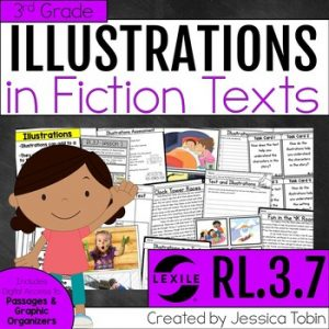 RL.3.7 Illustrations in a Text