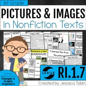 RI.1.7 Images in a Nonfiction Text