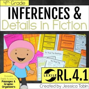 RL.4.1 Making Inferences in Literature Text