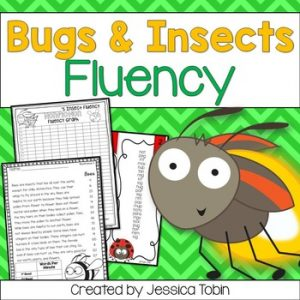 Insects Fluency Passages