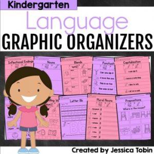 Kindergarten Language Worksheets