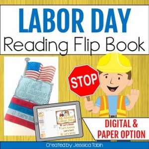 Labor Day Flip Book