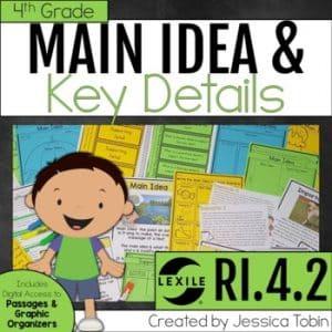 RI.4.2 Main Idea and Details