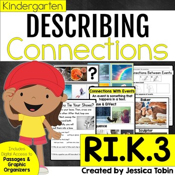 RI.K.3 Making Connections in a Nonfiction Text