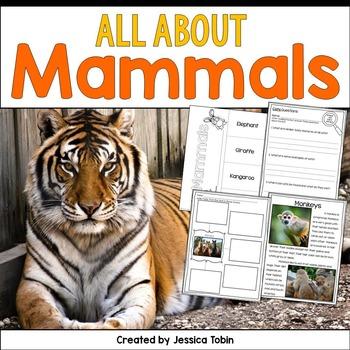 Mammals Nonfiction Unit