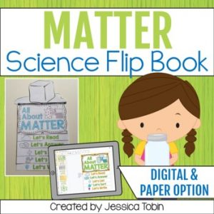 Matter and States of Matter Flip Book