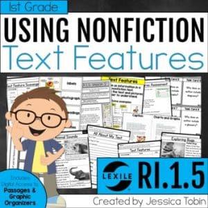 RI.1.5 Nonfiction Text Features