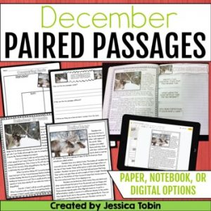 December Paired Passages