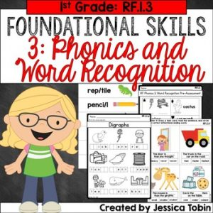 RF.1.3 Phonics and Word Recognition