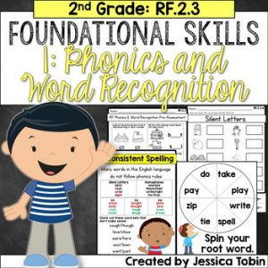 RF.2.3 Phonics and Word Recognition