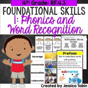 RF4.3- Phonics and Word Recognition