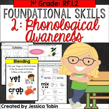 RF.1.2 Phonological Awareness