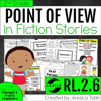 RL.2.6 Point of View Activities