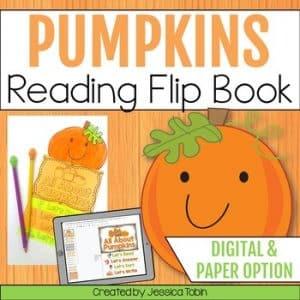 Pumpkins Flip Book