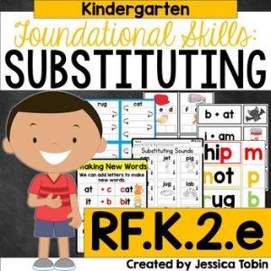 RF.K.2.e Phoneme Substitution