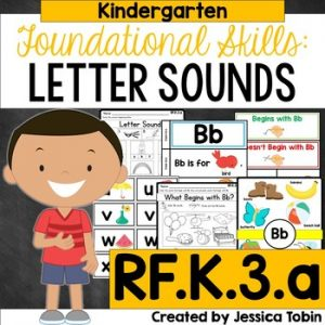 RF.K.3.a Letter Sounds