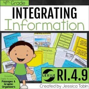 RI.4.9 Compare and Contrast Nonfiction