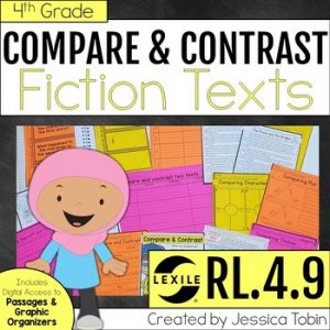 RL.4.9 Compare and Contrast Fiction Texts