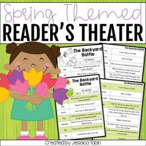 Spring Themed Reader's Theater
