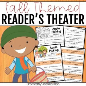 Fall Theater Reader's Theater