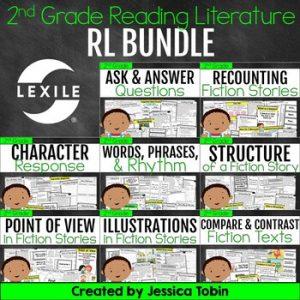 RL.2 2nd Grade Reading Literature Bundle
