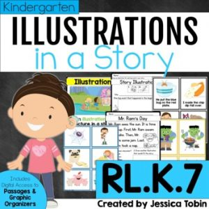 RL.K.7 Relationship Between Illustration and Text