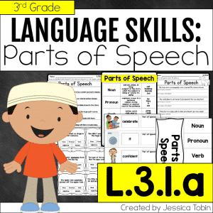 L.3.1.a Parts of Speech