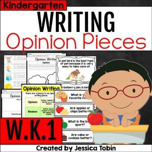 W.K.1 Opinion Writing