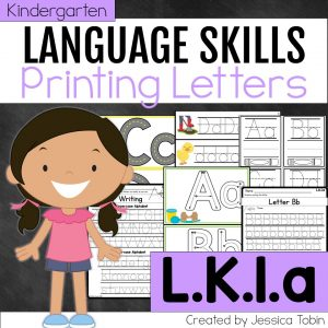 L.K.1.a Printing Letters