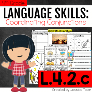 L.4.2.c- Coordinating Conjunctions