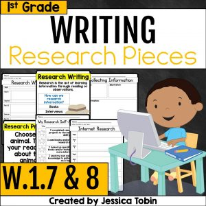 W.1.7 and W.1.8 Research Writing