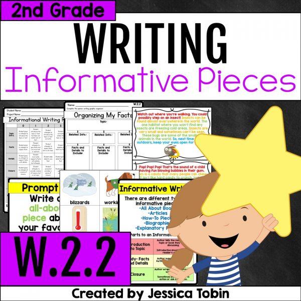 W.2.2 Informative Writing and Explanatory Writing