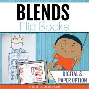 Blends Flip Books - S,L,R Blends