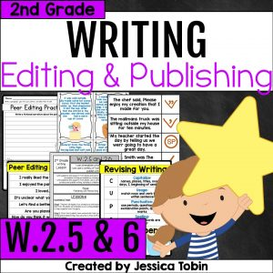 W.2.5 and W.2.6 Revising and Editing Practice