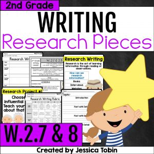 W.2.7 and W.2.8 Research Writing