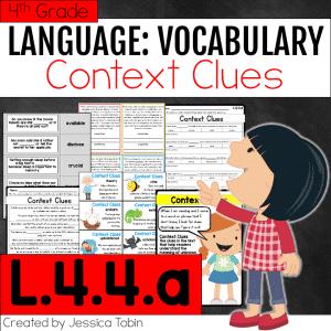 L.4.4.a Context Clues